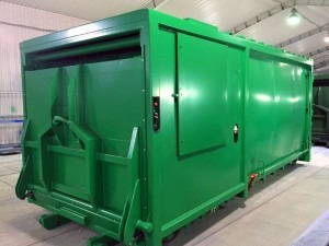 preso container sharktainer 30m3