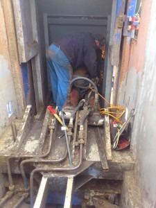 service hidraulic