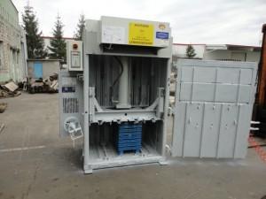 Prese de balotat deseuri reciclabile DSC00863