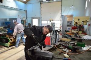Lucrari service in atelier